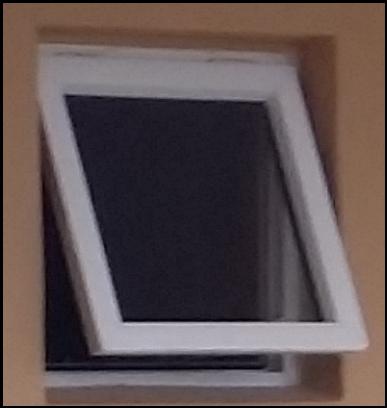Window frame  600 x 600 30.5 profile
