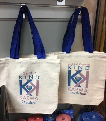 Kind Karma® Official Tote Bags - 
