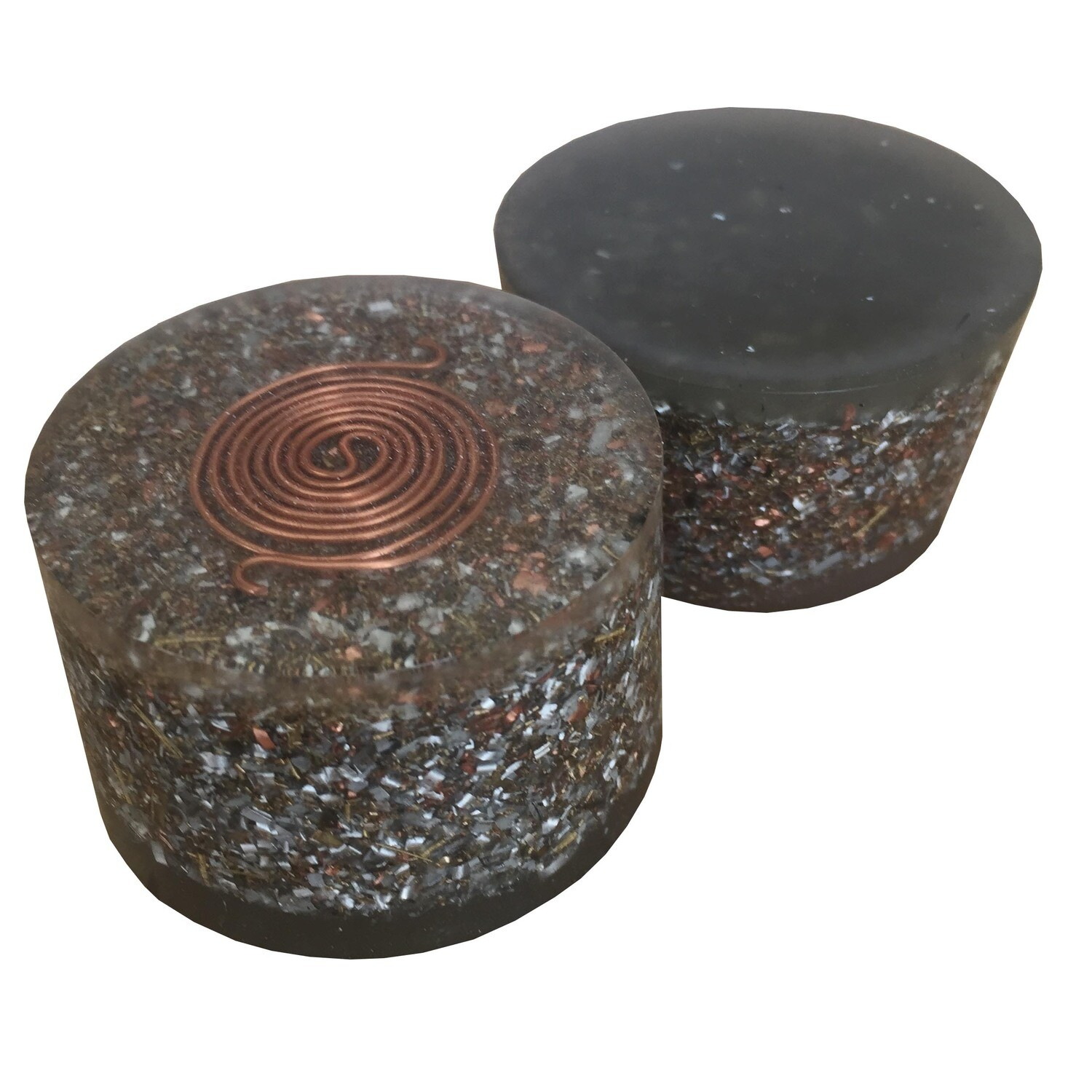 Orgonite Tower Buster with SBB Coil
