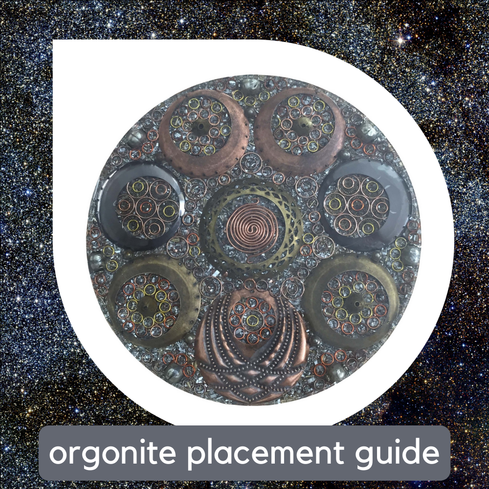 Orgonite: Gifting & Placement Guide