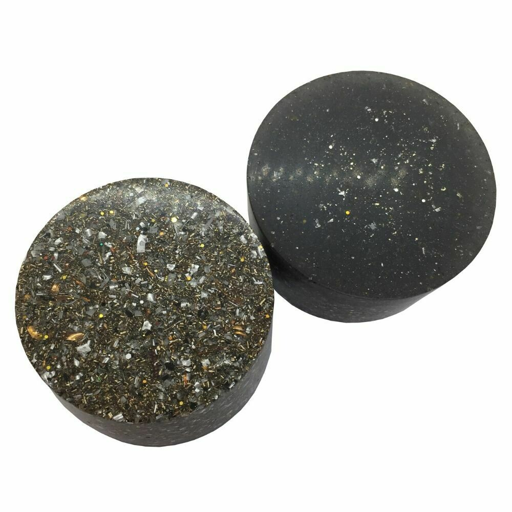 Orgonite Tower Buster Large - Glitter