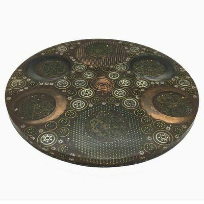 Orgonite Large Charging Plate - SBB Coil