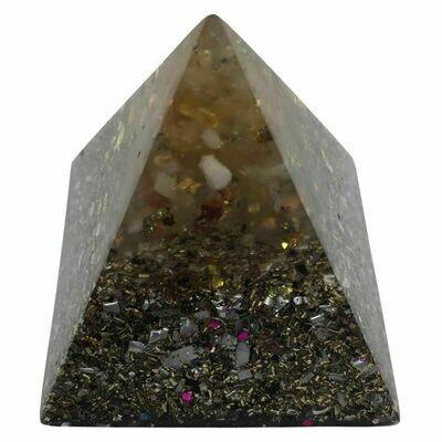 Orgonite Mini Pyramid - Red Carnelian