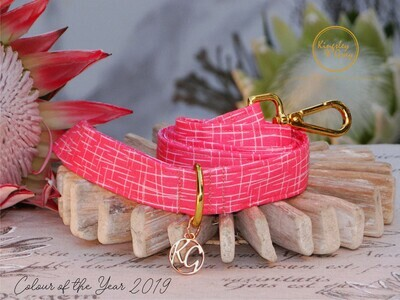 LIVING CORAL DOG LEAD