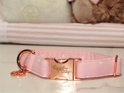 BAILEY ROSE DOG COLLAR