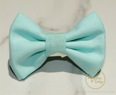 AQUARIUS DOG BOW TIE