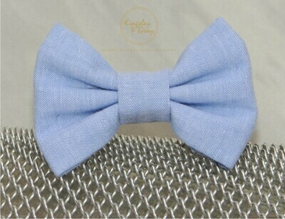 DALLAS DOG BOW TIE