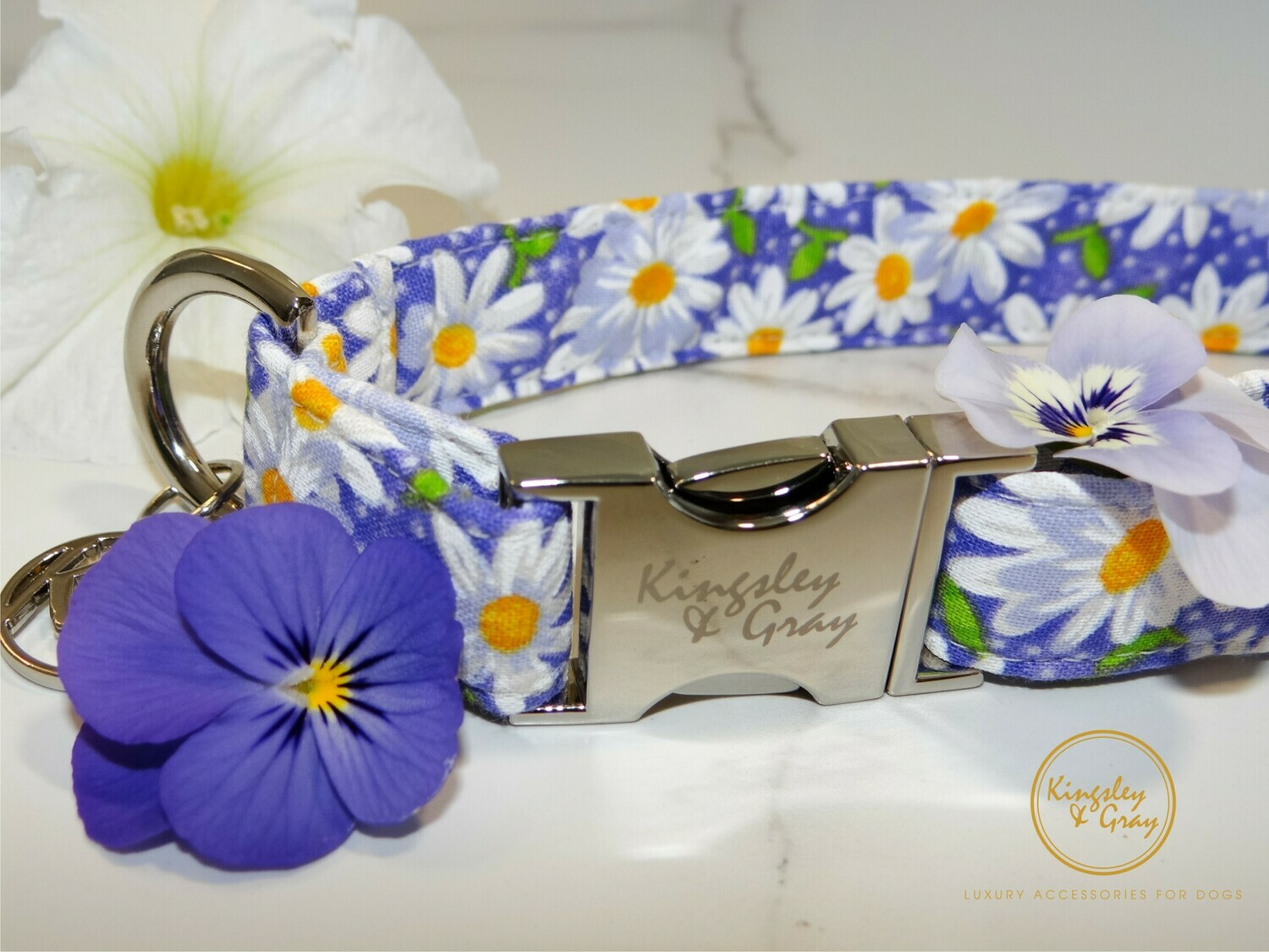 MISS DAISY DOG COLLAR