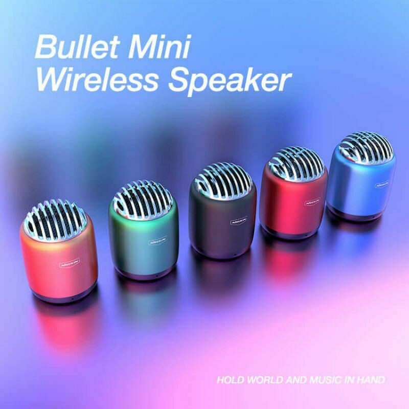 wireless speaker Nillkin BULLET