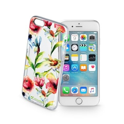 CellularLine Rubber Flowers Apple iphone 6