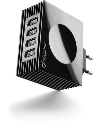 Celluarline Quad 4 USB Fast  21W