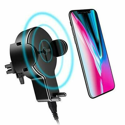 Rock W2 Pro Wireless Car Charger Stand