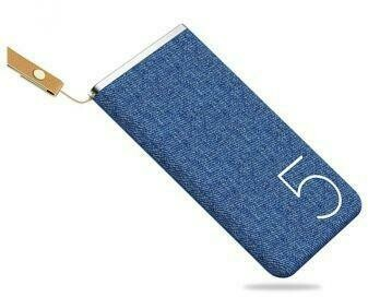 Rock Fabric 5000 mAh Blue