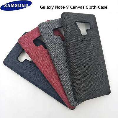Cover Back Fabric Samsung