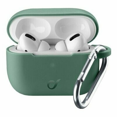 CellularLine Protective case Bounce for AirPods Pro Green