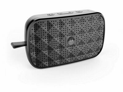 Speaker Original Motorola - Sonic play plus - 150 Black