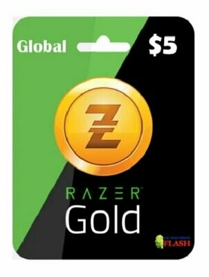 Razer Gold $5 Global