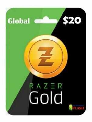 Razer Gold $20 Global