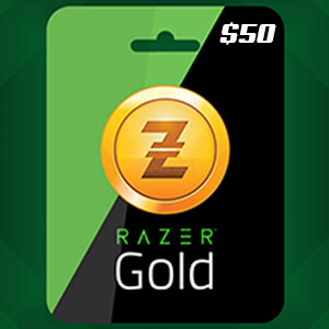 Razer Gold $50 Global