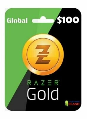 Razer Gold $100 Global