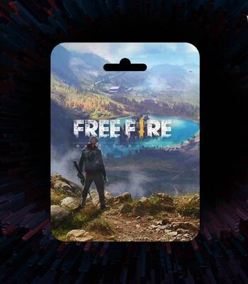 Free Fire 100+10 Diamonds USA