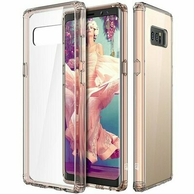 Rock Fence TPU Samsung Note 8 Gold