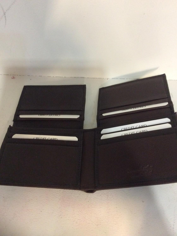 Men leather wallet paul & taylor