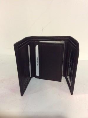 Men leather wallet paul & taylor brand