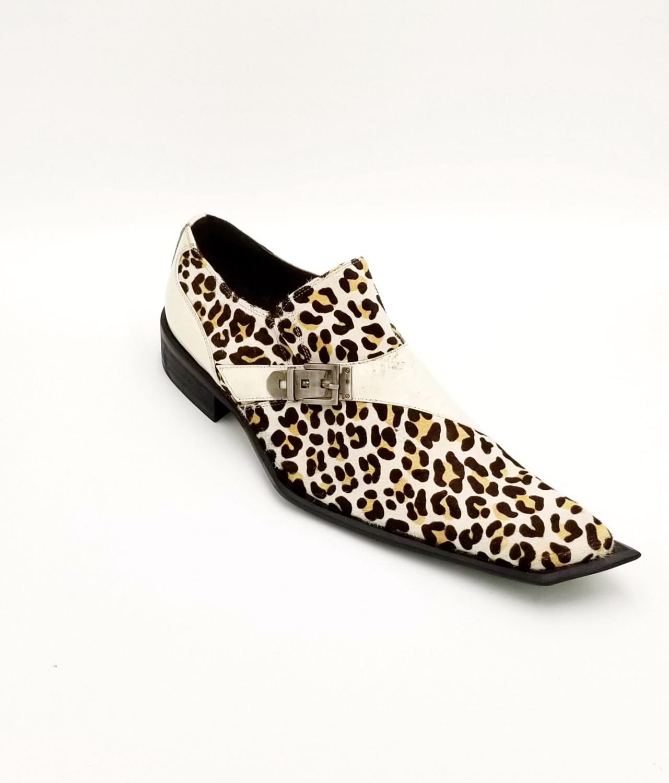 Men leather shoes zota sg838-103 leo
