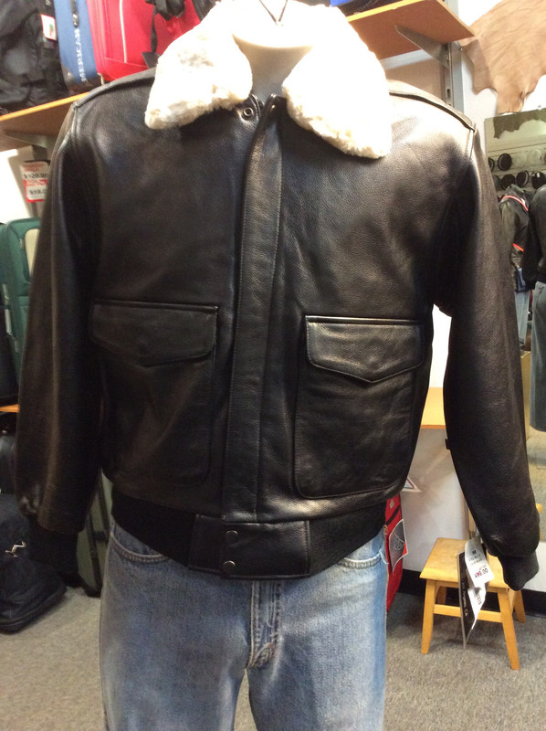 Men Leather Jacket Size