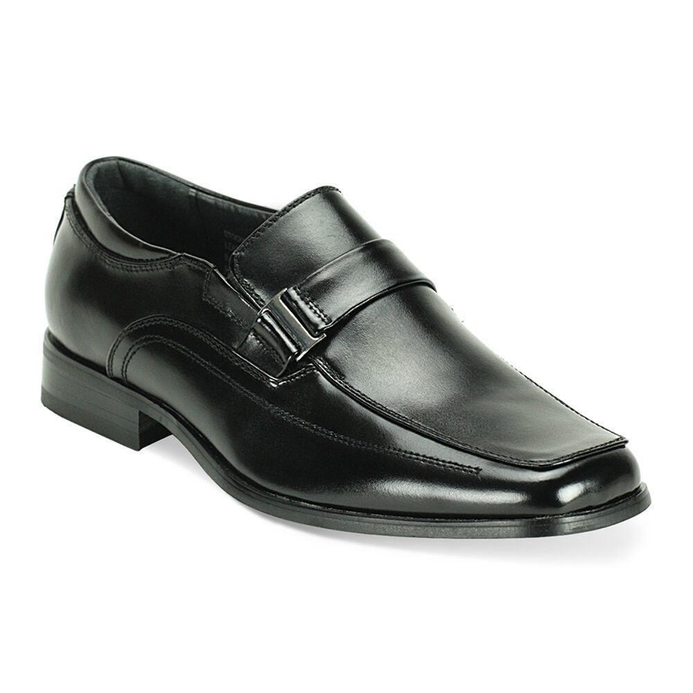 men leather shoes     4942