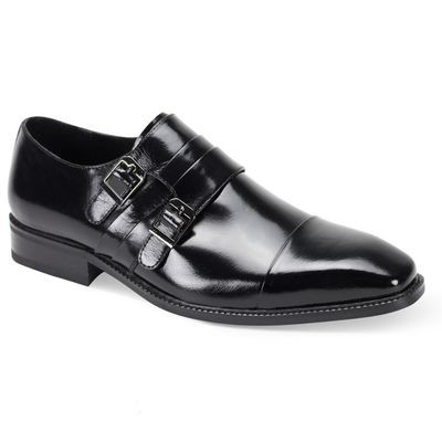 men dress shoes garnet