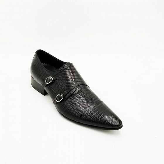 zota leather shoes hx729-4_blk_1