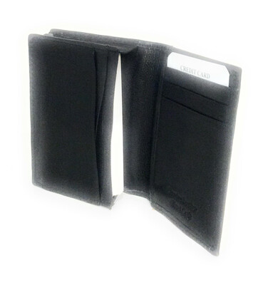Business card holders with 3 credit card holders