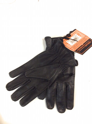 Men driver gloves real leather size m to 5xl
