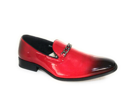 Men Red Shoes