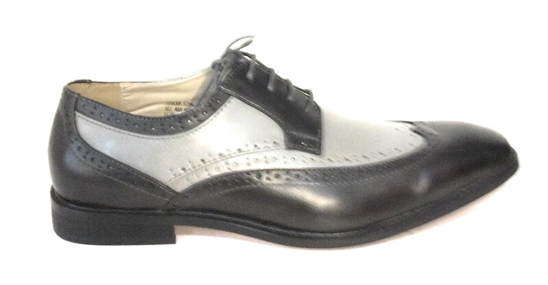 Men Shoe Black And Grey From 8.5 To 13