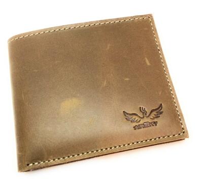 MEN genuine leather wallet