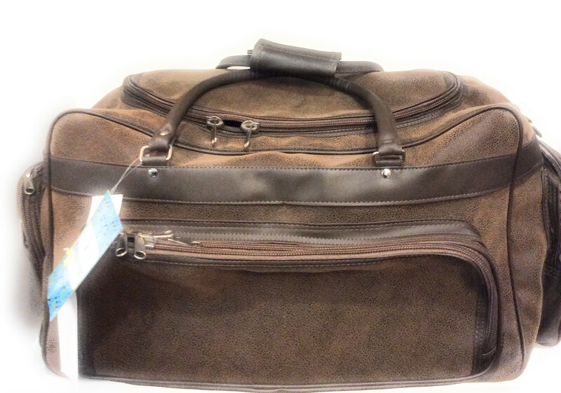 Travel bag size 22x11x10