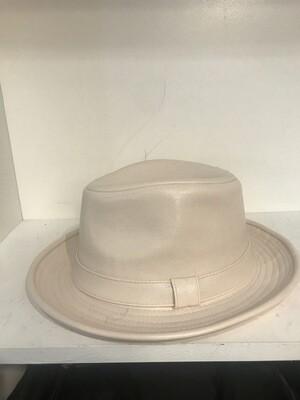 Men Pu Leathers Hats