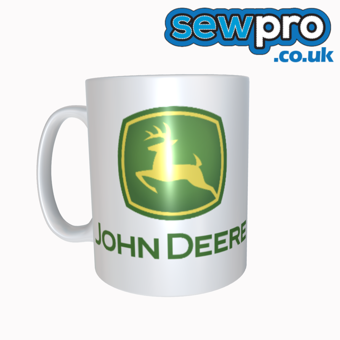 Fear the Deere - John Deere Mug