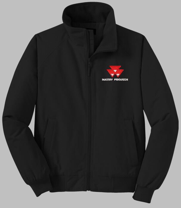 Massey Ferguson - 'If she's not red, keep her in the shed' - Softshell Jacket