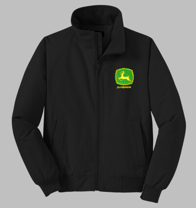 John Deere - 'Fear the Deere!' - Softshell Jacket