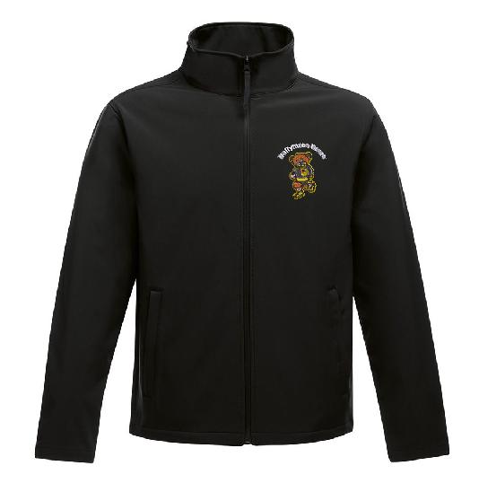 Ballymena Bears RFC Adult Regatta Softshell Jacket