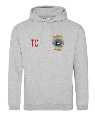 Gracehill Primary School Adults Leavers Hoody 2021 - With Initials!
