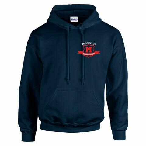 Moorfields Primary School KIDS Leavers Hoody 2021