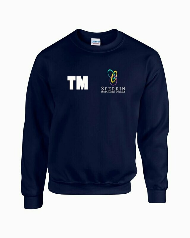 Sperrin Integrated College - Teachers Sweatshirt - No Back Print!