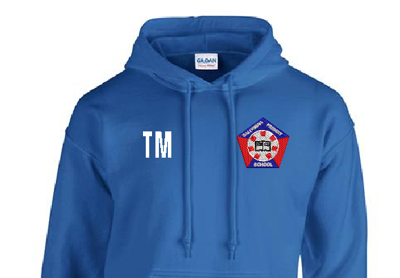 Ballymena Primary School ADULT Leavers Hoody 2021