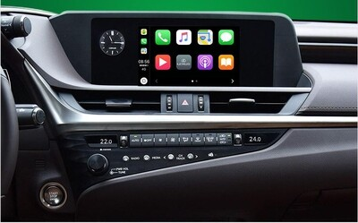 Wireless Carplay & Android Auto Upgrade module for Lexus models from 2014-2019