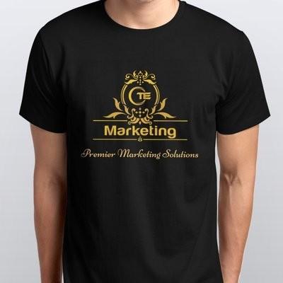 1 Color Screen Print T Shirts